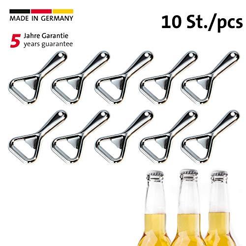 Westmark 10 Kapselheber für Flaschen mit Kronkorken, Stahl, Metall, Silber, 10942230