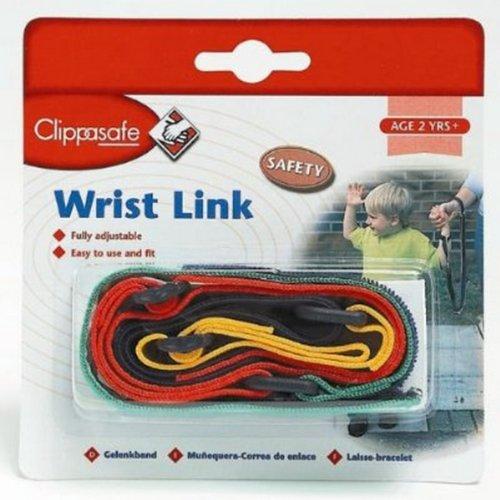 Clippasafe WRIST Link–colore: Multicolore