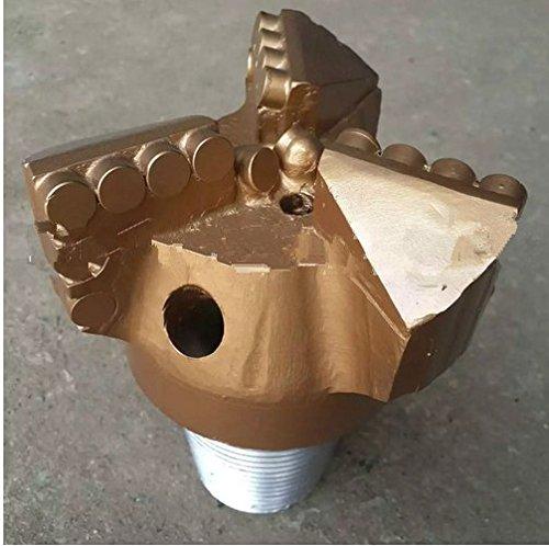 Gowe 151mm Diamond Head PDC Bohrer Kohle Erzgebirge Bergbau Öl gut Bohren 3Flügel-Drag Bohrer