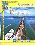 Michelin 2020 Road Atlas: USA, Canada, Mexico