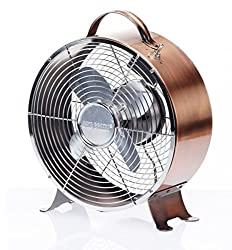 Copper fan Copper 7th Anniversary Gifts for Him