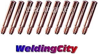 WeldingCity 10-pk MIG Welding Contact Tip 14-35 (0.035
