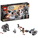 LEGO Star Wars - Microfighter Ski Speeder vs. Quadripode du Premier Ordre - 75195 - Jeu de Construction