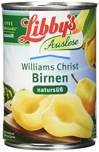 Libbys Birnen, natursüß, 425ml