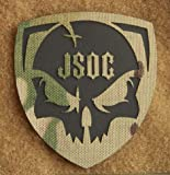 JSOC Joint Special Operations Command Reflective IR Embroidery Patch Military Tactical Clothing Accessory Backpack Armband Sticker Gift Patch Decorative Patch Embroidered Patch