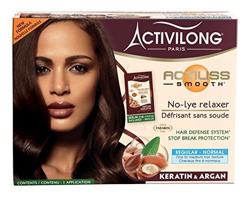 """Activilong - Lisciante """"Actiliss"""", per capelli normali, senza carbonato di sodio, con..."""