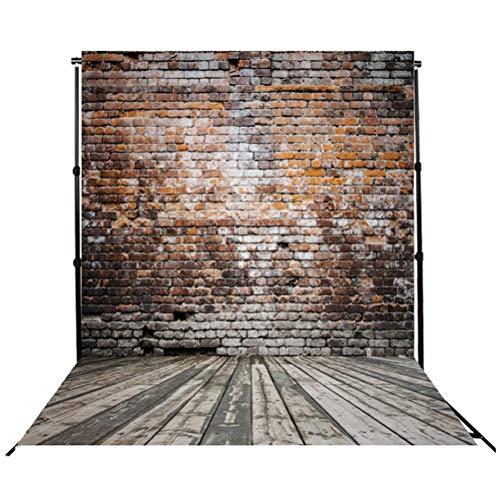 baratos y buenos Tejido rústico para fotografía DODUOS 3x2m, pared de ladrillo, fotófono… calidad