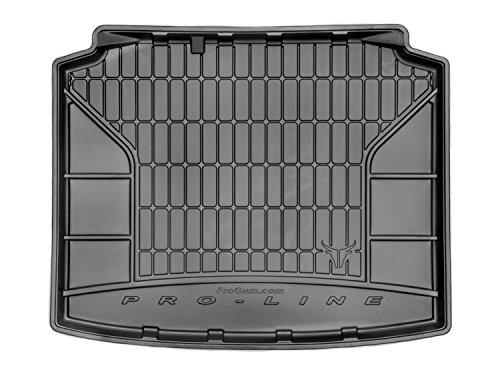 Frogum Kofferraummatte für Rapid Spaceback ab 2012-2018. Maßgefertigte Kofferraumschutz für Dein Fahrzeugmodell.