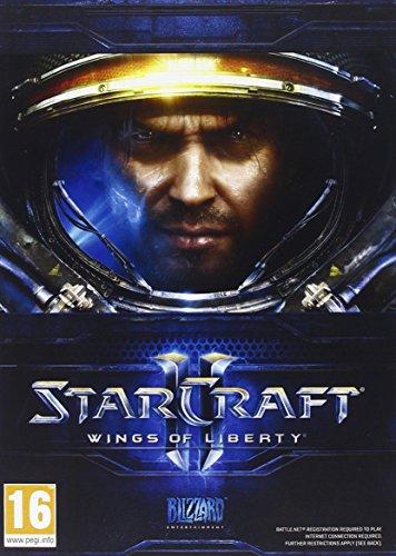 Starcraft II Wings Of Liberty [Import Europa]