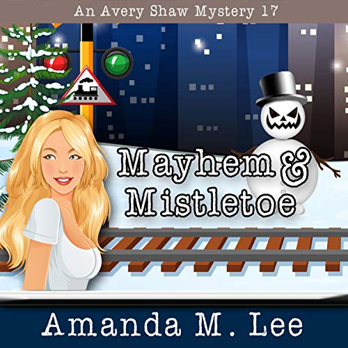 Mayhem & Mistletoe cover art