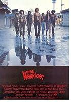 WARRIORS映画ポスター1979カルト映画のニューヨーク 11x17平行輸入