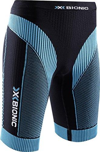 X-Bionic Running Femme Adulte imperméable effecteurs Ow Power Short pour Homme S Multicolore - Noir/Turquoise
