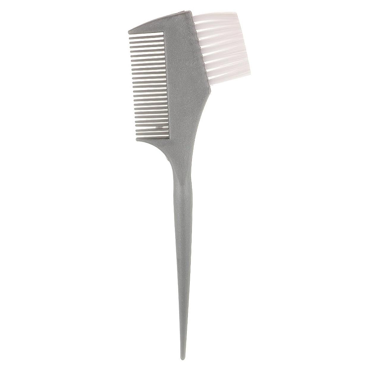 古風な療法ドレスDYNWAVE 染料ヘアコーム 染料ヘアコーム サロン ヘアカラー 髪染めブラシ 弾性