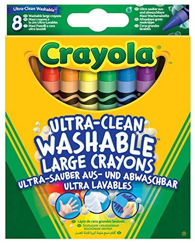 CRAYOLA 52-3282-E-000 Wachsmalstifte, Multicolored