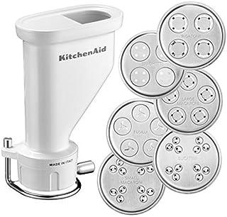 KitchenAid 5KSMPEXTA Kit emporte-pièces gourmet pour pâtes fraîches (avec 6 emporte-pièces), accessoire optionnel, pour to...