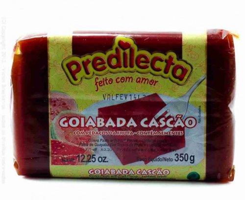 Predilecta Guavengelee mit Fruchtstücken