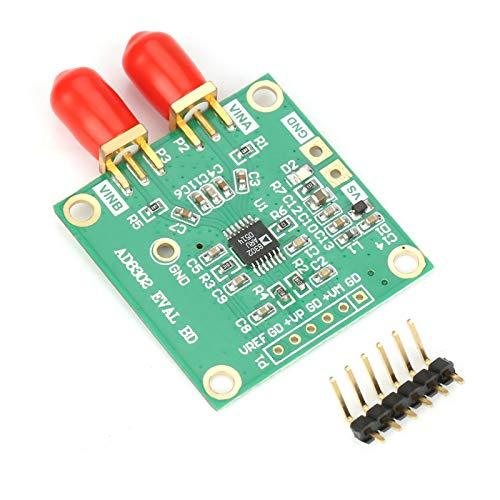 Detección de fase, estable AD8302 RF/IF Módulo detector electrónico de fase RF 3.3V-5V LF-2.7G, para mediciones de pérdida de retorno/Vswr Linearización de Rf/If Pa
