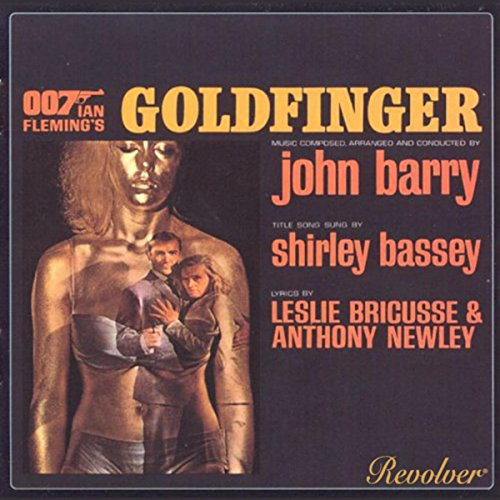Main Title - Goldfinger Featuring Shirley Bassey