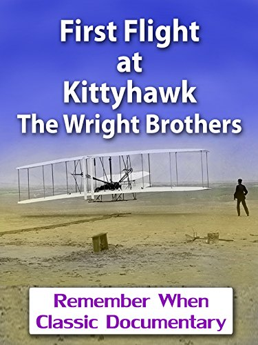 First Flight at Kittyhawk - The Wright Brothers [OV]