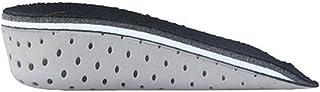 Noradtjcca Men Women Height Increase Height Insoles Memory Foam Shoe Inserts Cushion Lift 2-4cm Pads Antislip