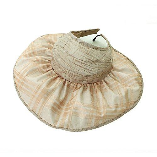 KYXXLD Zonnebrandcrème hoed kinderen spany outdoor opvouwbare zonnehoed recreatieve strandmuts