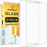 [2-PACK]-Mr.Shield Designed For Samsung Galaxy Mega 2 [Tempered Glass] Screen Protector with Lifetime Replacement