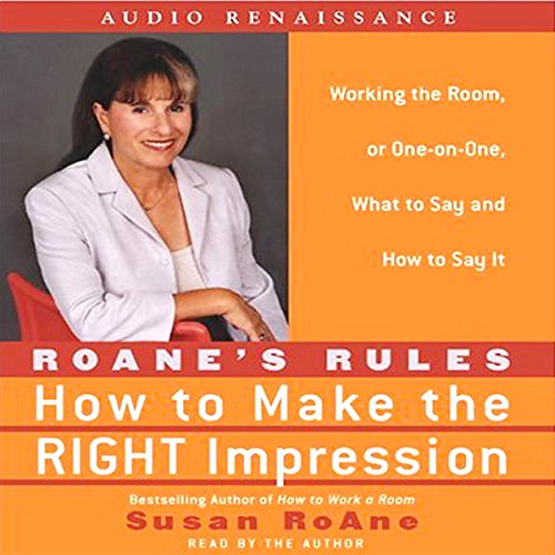 RoAne's Rules audiobook cover art