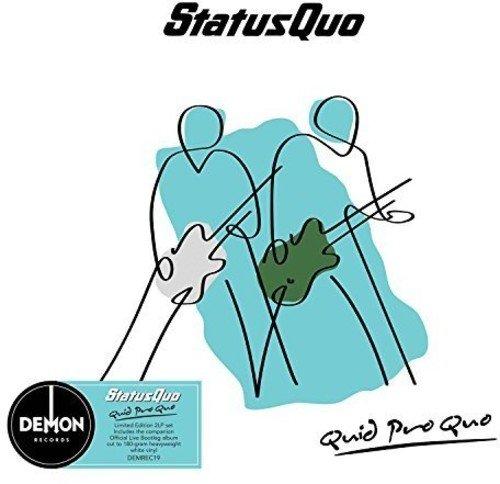 Quid Pro Quo [Vinyl LP]