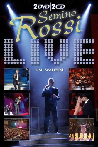 Semino Rossi - Live in Wien (+ 2 Audio-CDs) [2 DVDs]