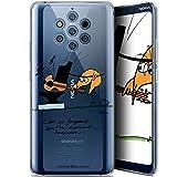 Caseink Coque pour Nokia 9 PureView (6) [Licence Officielle Collector Les Shadoks® Design Musicien...