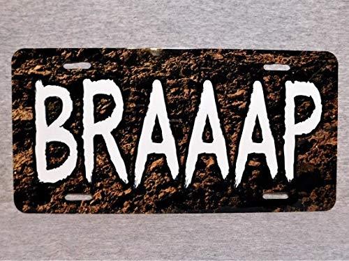 QWEN Oktoberfest Spring Clipboard Flora Vintage Retro Metal Sign Wall Plaque Neuheit Auto vorne Nummernschild Tag Zeichen