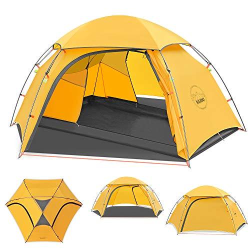 KAZOO Waterproof Backpacking Tent
