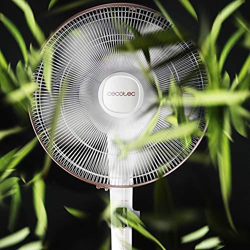 Cecotec Ventilateur sur Pied EnergySilence 1040 SmartExtreme. 10 Pales de 16' (40 cm) de Diamtre,...