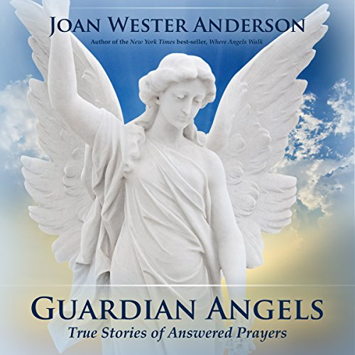 Guardian Angels audiobook cover art