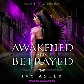 Awakened and Betrayed audiobook cover art