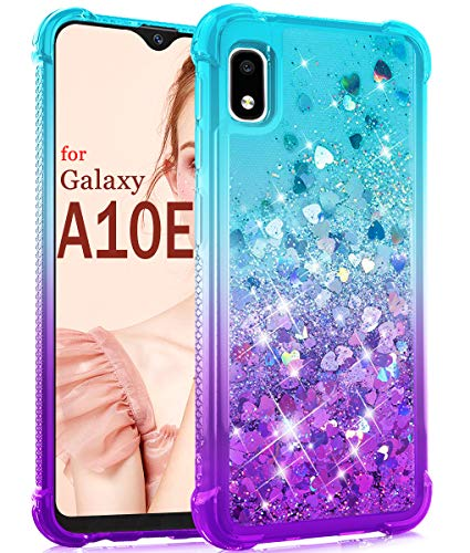 Galaxy A10E Protective Cover for Girls by Dzxouui