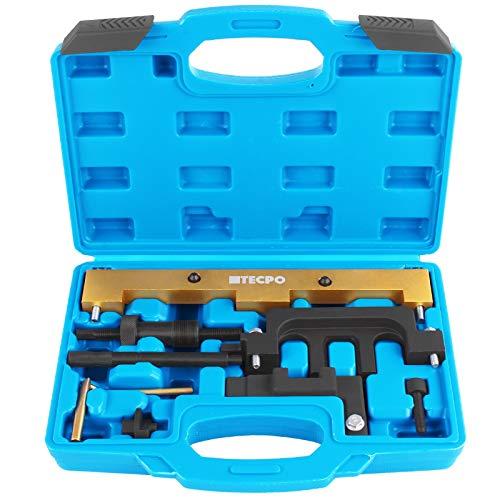 TECPO Motor Einstellwerkzeug Arretierungwerkzeug Satz Nockenwellen passend für BMW N42 N46 N46T