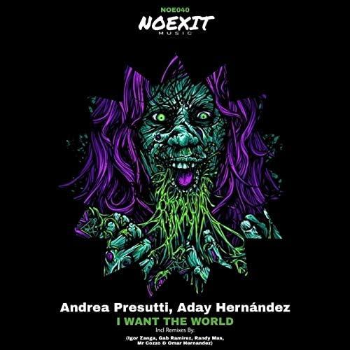 Andrea Presutti & Aday Hernández
