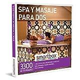 Smartbox - Caja Regalo para Mujeres - SPA y Masaje para Dos - Ideas Regalos Originales para Mujeres - 1 Actividad de Bienestar para 2 Personas