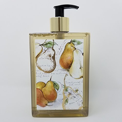 Asquith and Somerset Autumn Pear Hand Wash 16.9 Ounces