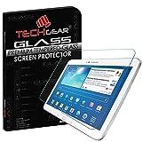 TECHGEAR Galaxy Tab 3 10.1 Verre, Protecteur d'Écran Original en Verre Trempé Compatible pour Samsung Galaxy Tab 3 10.1' (Séries GT-P5200)