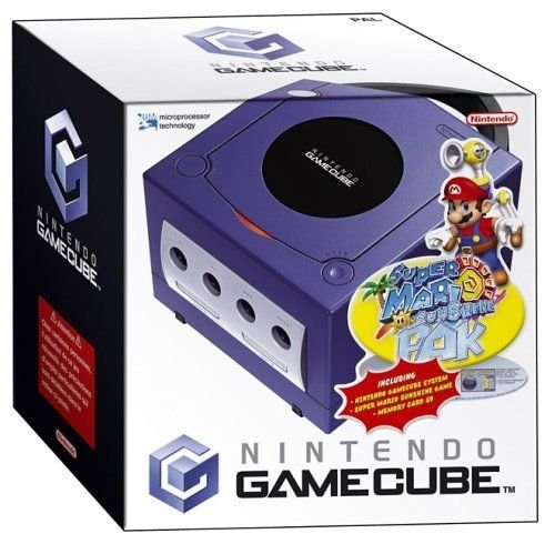 Pack Gamecube Super Mario Sunshine + Carte Mémoire 59