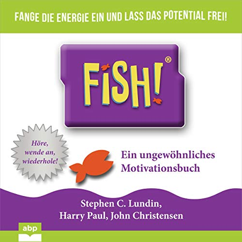 Couverture de Fish!