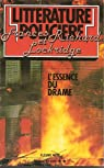 L'Essence du drame par Lockridge