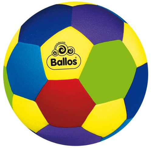 BALLOS FARBIG Super Soft Ball Kinderball