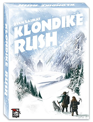Red Raven Games RRG00016 - Klondike Rush