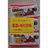 菓道 酢だこさん太郎 1枚×60袋
