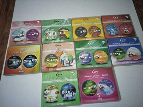 Learn More About 10 Amway Quixtar BWW CDs +++ from India -Hindi Languages -10