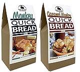 Rabbit Creek Monkey Bread Mix Variety Pack of 2 – Quick Monkey Bread and Caramel Monkey Pull-Apart Bread Mix