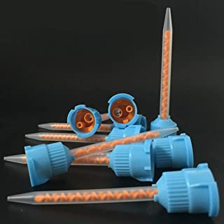 Dental Mixing Tips Impression Blue/Orange 10:1 48pcs